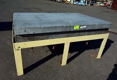 48x72 Granite Table On Stand Inv.38241