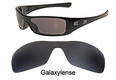 Galaxy Replacement Lenses for Oakley Antix Sunglasses Black Polarized 100% (Oakley Antix Lenses)