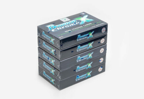 2019 Bowman Chrome X CASE - Guaranteed Top Tier Player - PSA RC 5 Boxes SEALED