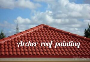 Roof painting, cleaning, free quote, on time South Penrith Penrith Area Preview