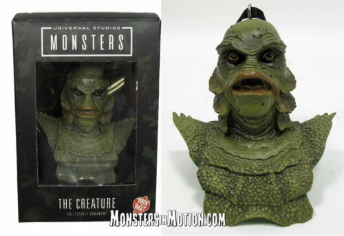 Creature from the Black Lagoon Holiday Horrors Ornament 05CTT01