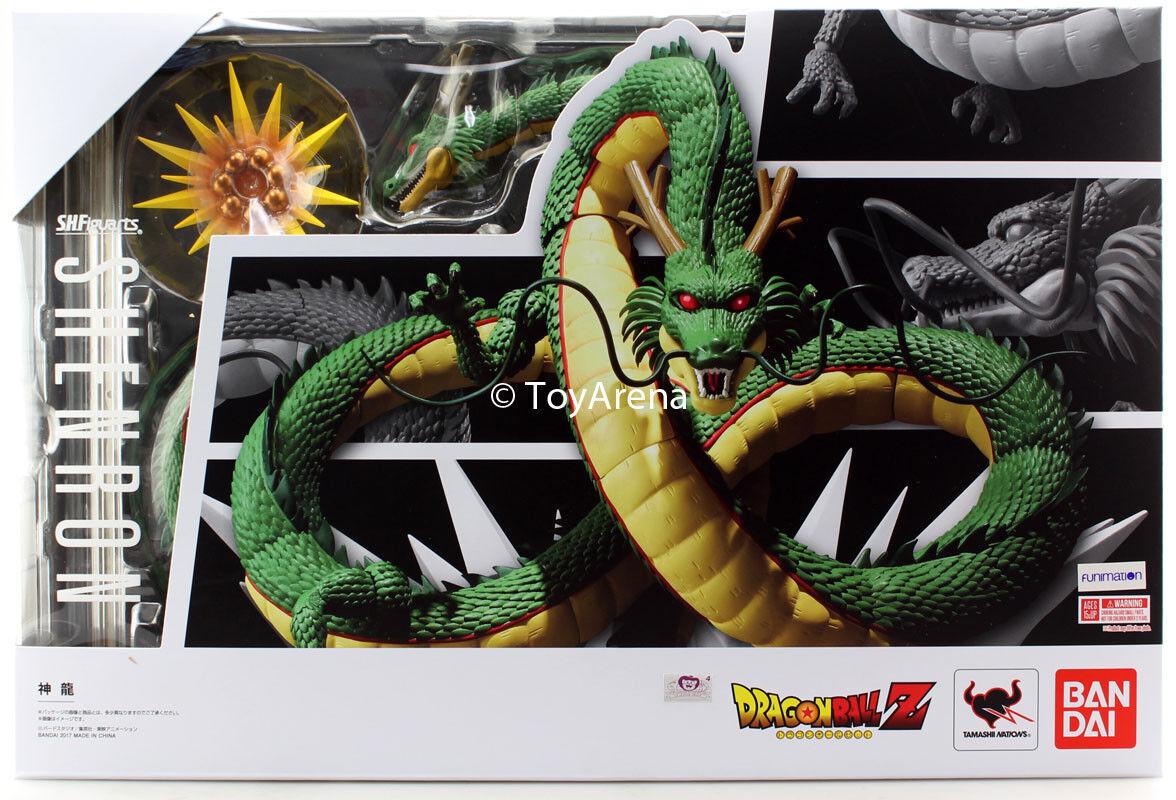 S.H Figuarts Dragonball Z Shenron Dragon Action Figure Bandai USA IN STOCK