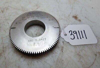 Fellows Gear Shaper Cutter Inv.39111