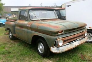 Wanting 1962-1966 Chevy C10,C20 or C30