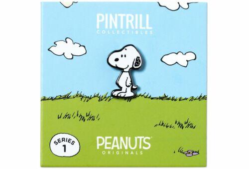 Pintrill X Peanuts Originals Snoopy Pin
