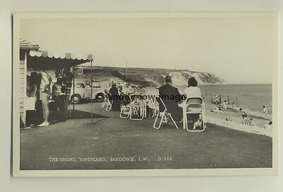 iw0080 - The Shore , Yaverland , Sandown , Isle of Wight - postcard by Dean