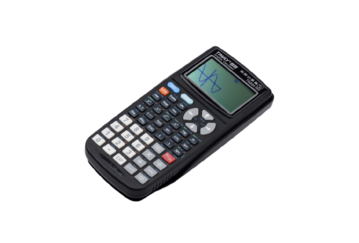 electronics tg204 school smart graphic calculator 250
