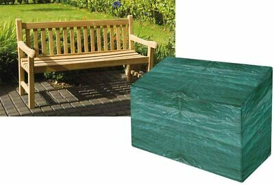 DREAMARKET 3 Seater Bench Cover Outdoor Patio Garden Waterproof 1600x750x780mm