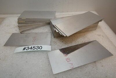 Lot Of 71 Aluminum Drawer Dividers For Lista Vidmar Style Cabinets Inv.34529