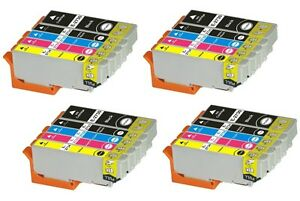 20PK Compatible ink Cartridges T273 T273XL for Epson Expression XP620 XP820