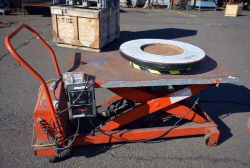 Presto Electric Die Lift Cart (inv.36888)