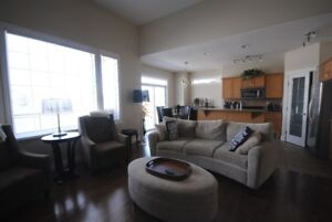 Beautiful new 4 bedroom adult townhouse in St. Albert