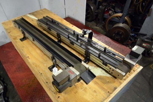 2 Electric Belt Conveyors (Inv.40337)