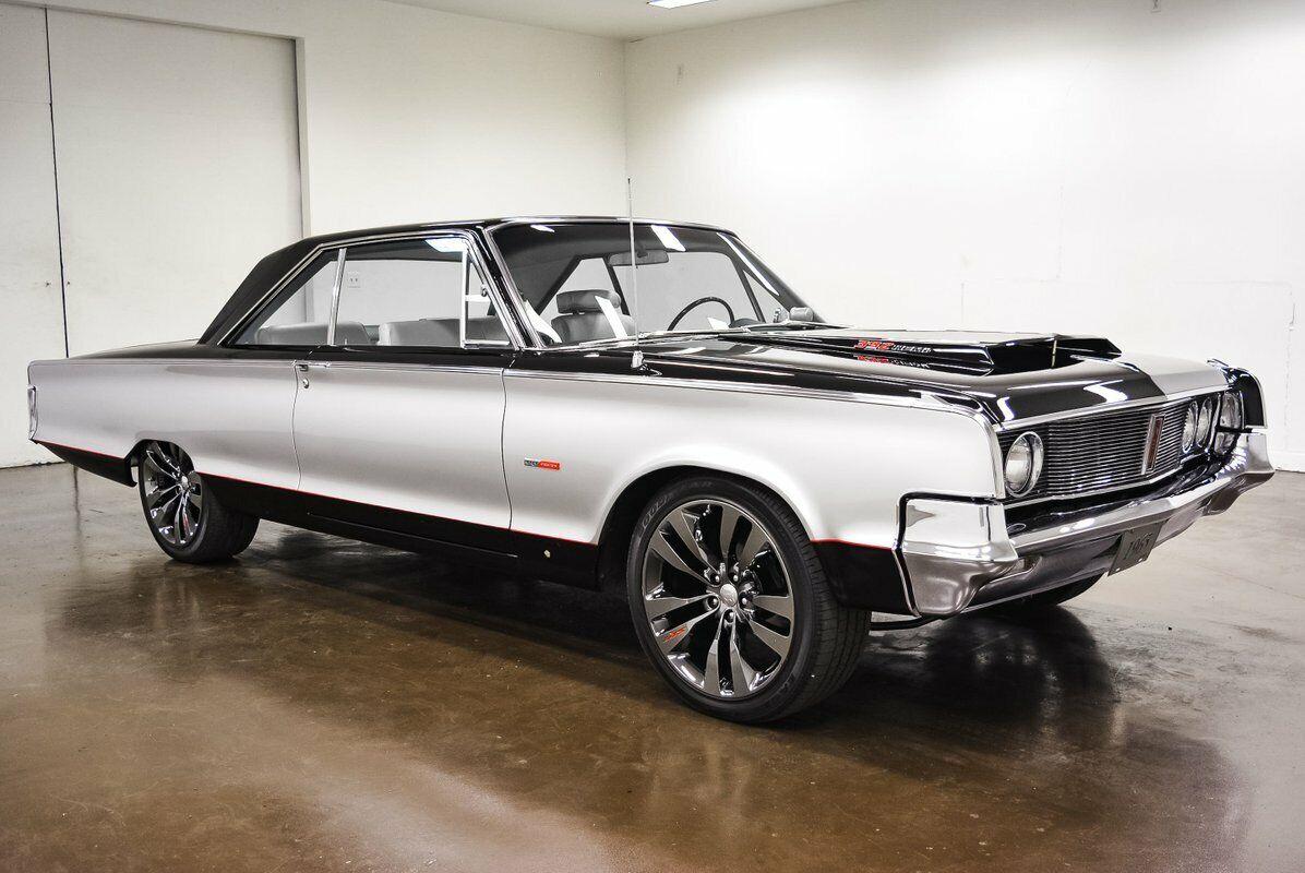 1965 Chrysler Newport  40010 Miles Black Coupe 392 HEMI V8 Tremec T-56 6 Speed M