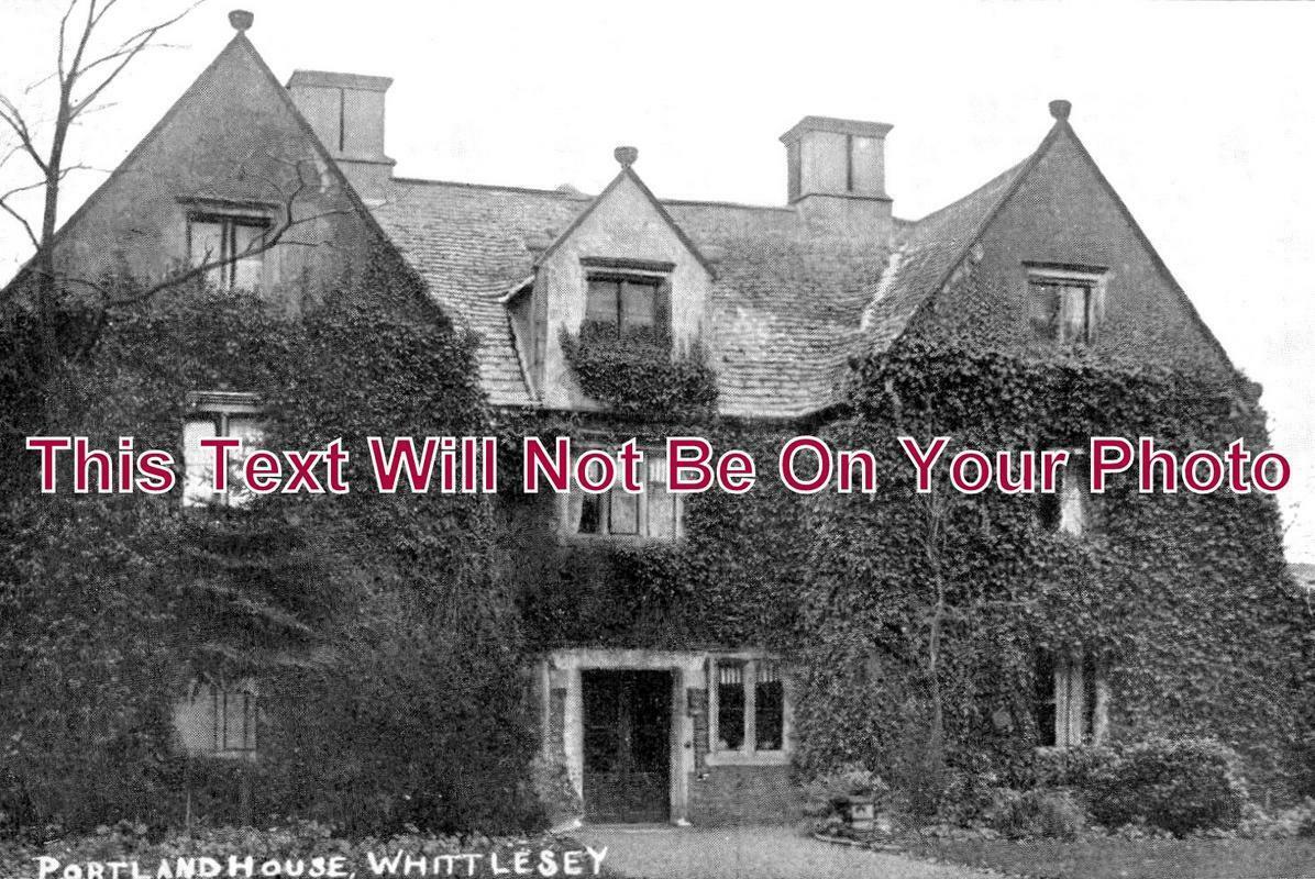 HU 131 - Portland House, Whittlesey, Cambridgeshire