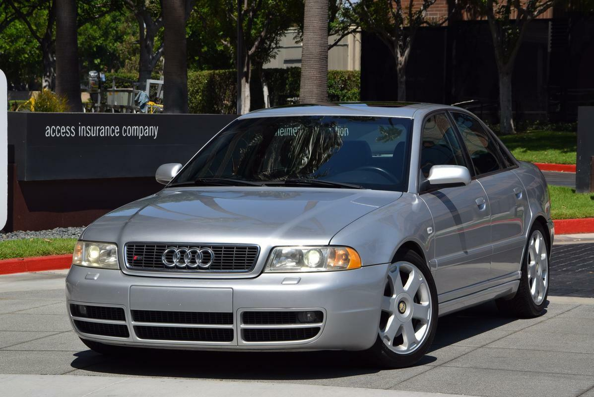 Image 1 of 2002 Audi S4 S4 V6 BITURBO…