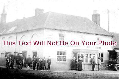 HA 1542 - The Rose Inn, Basingstoke, Hampshire