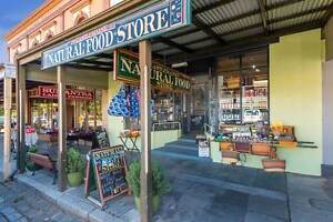ARE YOU A NATURAL AT BUSINESS? CASTLEMAINE NATURAL FOOD STORE Castlemaine Mount Alexander Area Preview