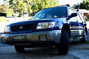 1999 Subaru Forester Wagon Frenchs Forest Warringah Area Preview