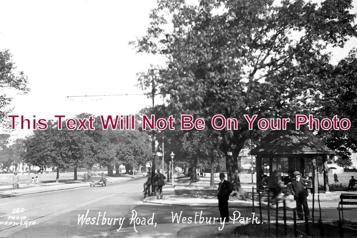 BR 171 - Westbury Road, Westbury Park, Bristol