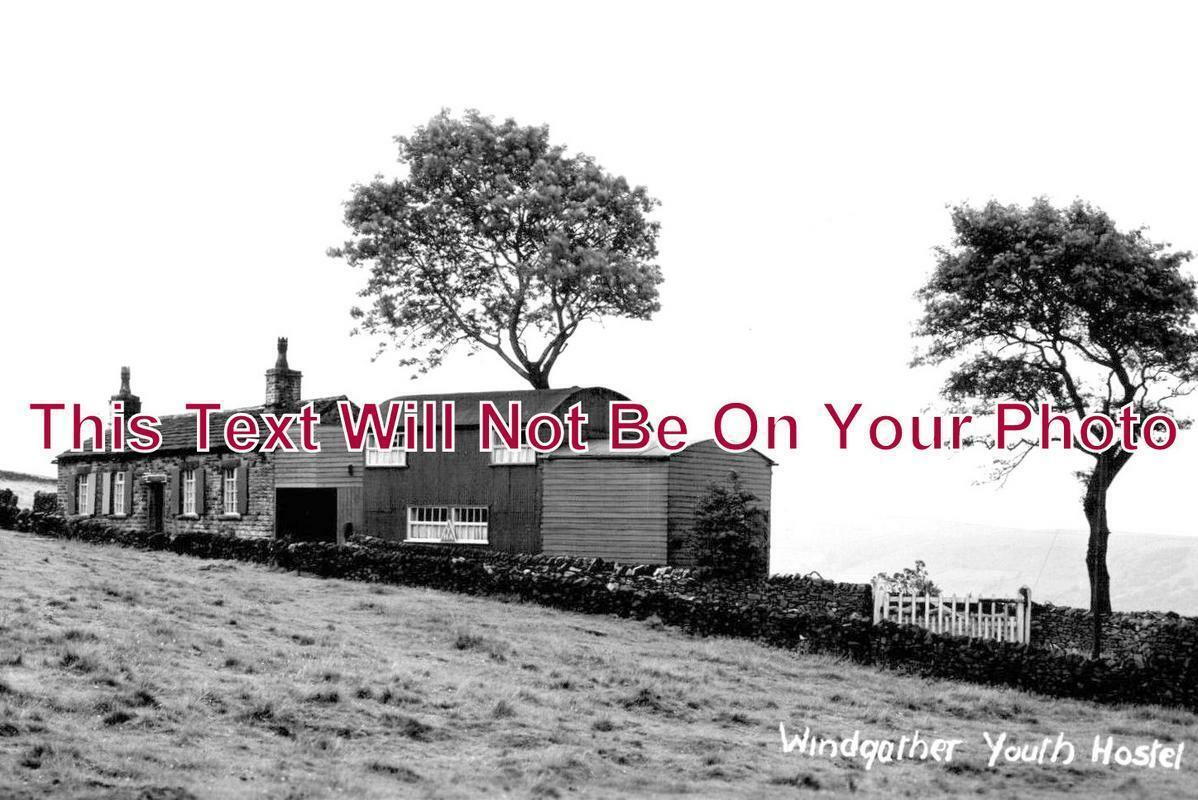 DR 1001 - Windgather Youth Hostel, Derbyshire