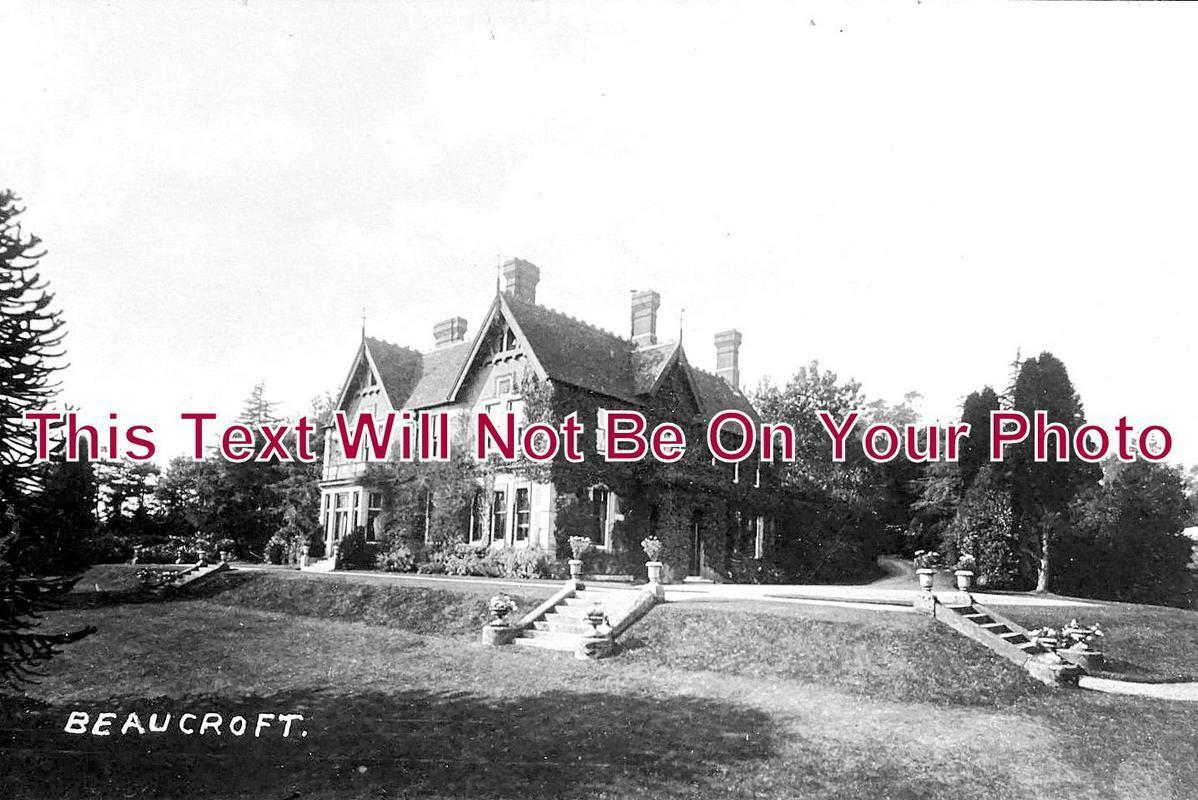 DO 1045 - Beaucroft House, Wimborne Colehill, Dorset