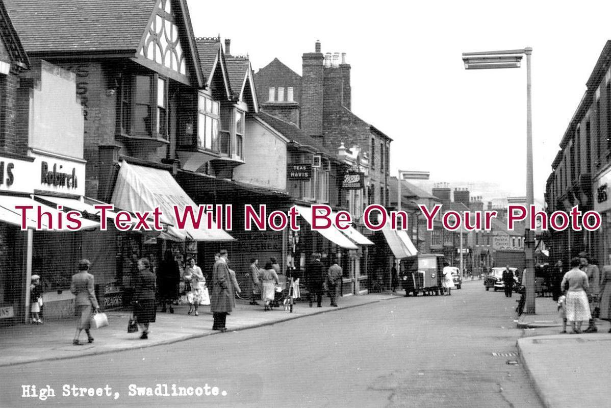 DR 1019 - High Street, Swadlincote, Derbyshire