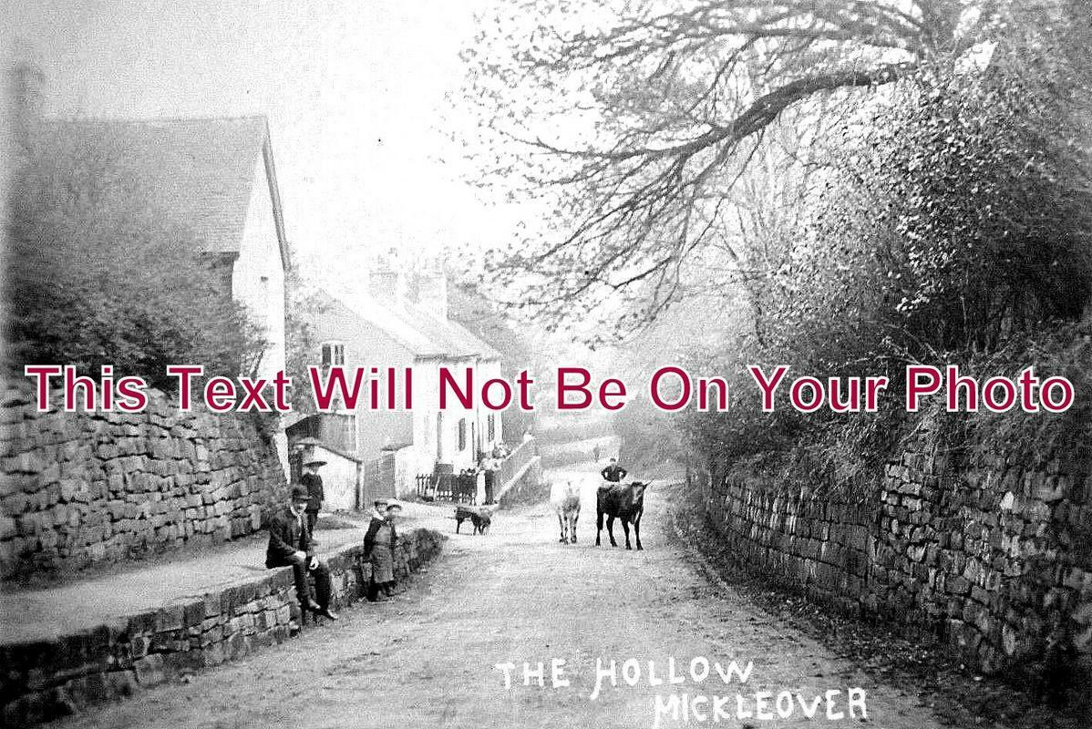DR 1009 - The Hollow, Mickleover, Derbyshire