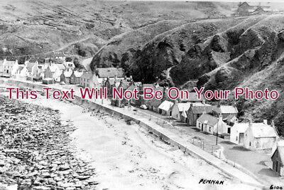 SC 1244 - Pennan, Fraserburgh, Aberdeenshire, Scotland c1950