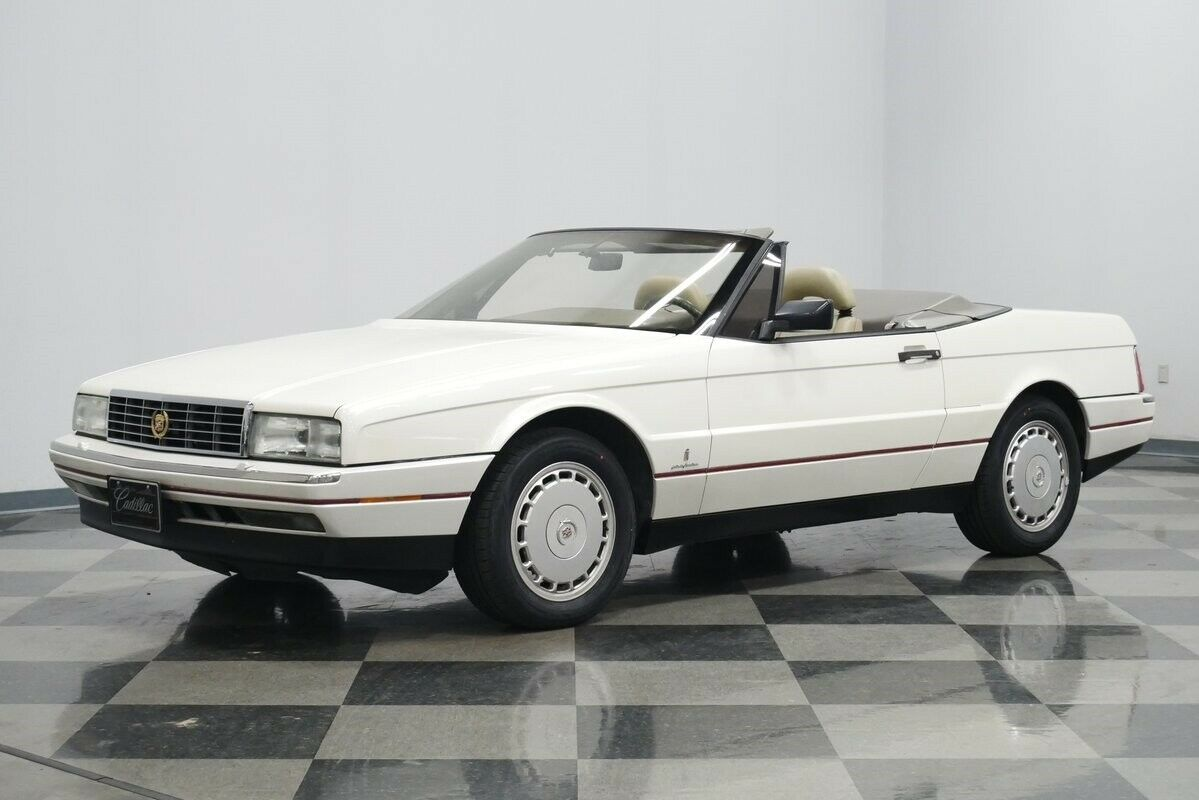 Classic Caddy luxury drop top convertible