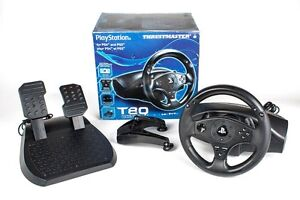 Thrustmaster T80 racing wheel for ps4 or ps3 with driveclub