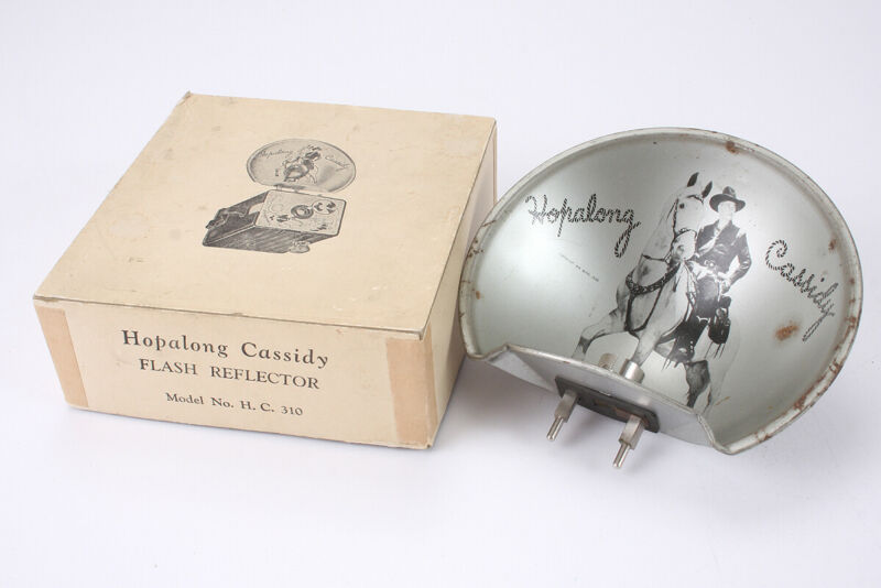 GALTER HOPALONG CASSIDY FLASH UNIT, BOXED/cks/188547