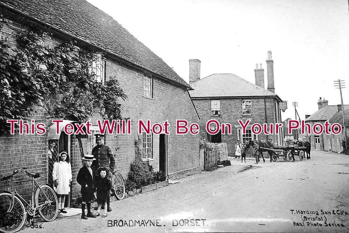 DO 1082 - Broadmayne, Dorset