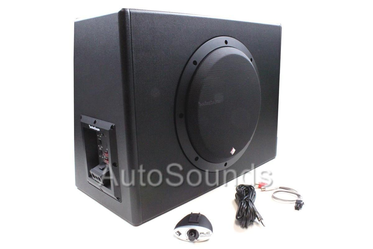 rockford fosgate p300 10 300 watts 10 powered amplified. Black Bedroom Furniture Sets. Home Design Ideas