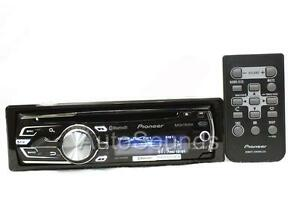 Pioneer DEH-P8400BH RB CD/MP3/WMA Player Built-in Bluetooth HD Radio Pandora USB