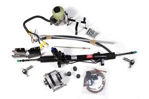 Jaguar Daimler V8 Mk1 Mk2 S Type Electric Power Assisted