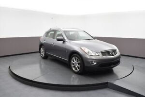 2015 Infiniti QX50 3.7 AWD WITH LEATHER , SUNROOF, BACK UP CAMER
