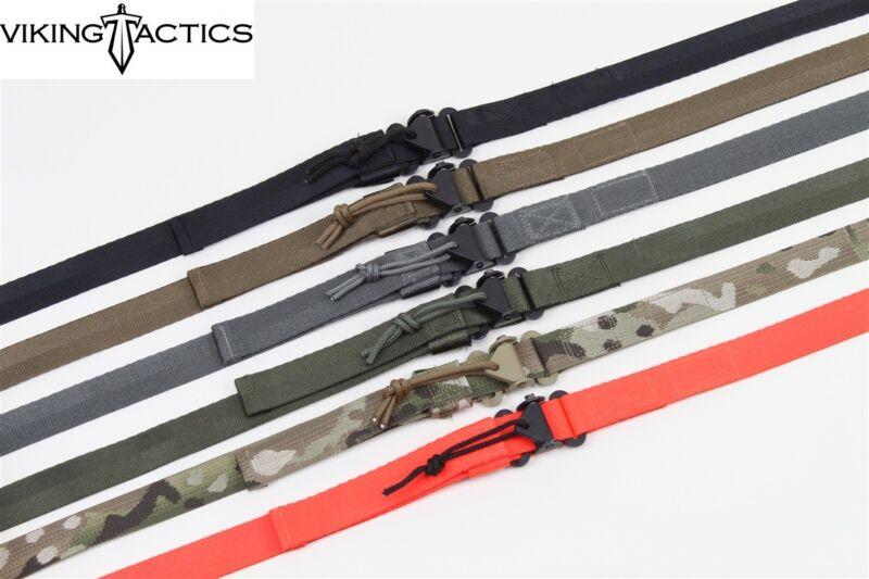 Viking Tactics VTAC MK1 Sling--Multicam-Coyote-Olive Drab-Black-Foliage-Orange