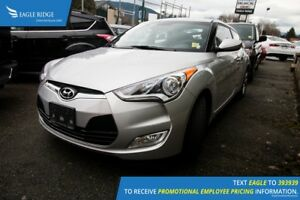2016 Hyundai Veloster SE Heated Seats, Push Button Start, Rea...