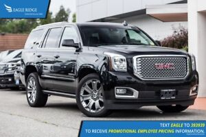 2015 GMC Yukon Denali Retractable Steps, Backup Camera, Heate...