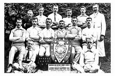 pt6676 - Bradford , Leeds Road Baptist Cricket Club , Yorkshire - photo 6x4