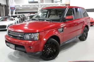 2013 Land Rover Range Rover Sport HSE LUXURY | FULLY LOADED
