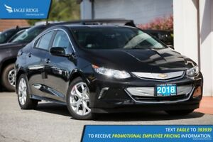 2018 Chevrolet Volt Premier Backup Camera, Plug-In Hybrid