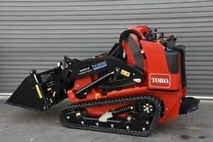 NEW TORO TX1000 NARROW TRACK- MINI DIGGER Aldinga Beach Morphett Vale Area Preview