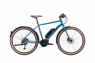 Kona Dew E Dark Seafoam Electric Bike 48cm Small Frame Hybrid Urban 2020 E-Bike