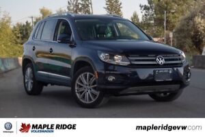 2017 Volkswagen Tiguan - ALL-WHEEL DRIVE, NAVIGATION, LEATHER, S