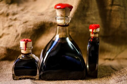 BALSAMIC VINEGAR OF MODENA 100 YEARS QUANTITY 400ml. BEST FOOD FROM ITALY