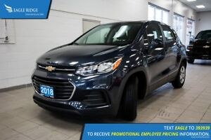 2018 Chevrolet Trax LS Hands Free Calling, FWD, Apple Car Play