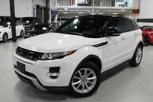 2013 Land Rover Range Rover Evoque PURE | NAVI | BACKUP | PANORA