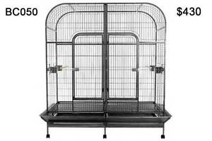 Top Quality Large Dual Double Pet Bird Cage Parrot Cockatoo Twin Derrimut Brimbank Area Preview